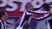 Trezeguet, piatto vincente contro il Genoa