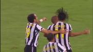 Trezeguet, tap-in che vale il goal del raddoppio all'Olimpico contro la Lazio