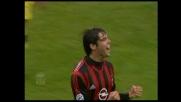 Tripletta di di Kaka e il Milan dilaga contro il Chievo
