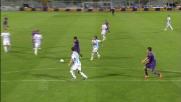 Tris Fiorentina: Mati Fernandez con un goal da fuori area partecipa alla festa