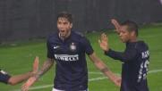 Tutto facile per Alvarez che libero in area realizza il goal del 3 a 0 sull'Udinese