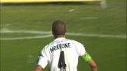 Tutto facile per il goal di Morrone al Genoa