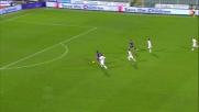 Agazzi sventa il contropiede della Fiorentina con Vargas e il Cagliari si salva