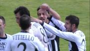 Il goal di Bogdani sblocca il match fra Siena e Cagliari