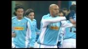 Oddo dal dischetto, goal della Lazio