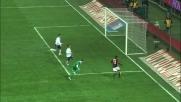 C'è solo il palo tra Robinho e il goal contro il Cesena