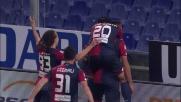 Il goal di Pavoletti affonda il Sassuolo nel finale