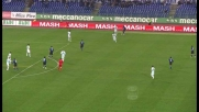 Crespo colpisce contro la Lazio, Inter avanti col goal dell'ex