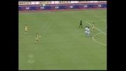 Il Chievo con Zanchetta va vicino al goal all'Olimpico di Roma