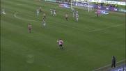 Sanchez ubriaca di finte Andelkovic in Palermo-Udinese