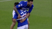 Contropiede Soriano: realizza un bel goal in Udinese-Sampdoria