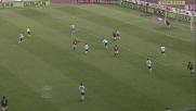 Bologna-Genoa: goal di Diamanti con un tiro dalla distanza