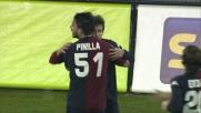 Un goal di rapina di Dessena raddoppia il vantaggio del Cagliari sul Palermo