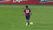 Nel derby della Lanterna Viviano salva il risultato sul colpo di testa di Pinilla
