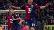 Il goal di Kucka sblocca il risultato tra Genoa e Roma