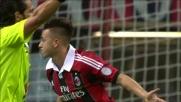 Goal di El Shaarawy: diagonale perfetto e doppietta contro il Cagliari