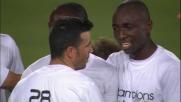 Udinese, grande festa per il sogno Champions