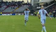 Udinese-Torino: goal di testa di Immobile