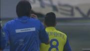 Un distratto Radovanovic entra in campo senza permesso