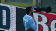 Tutto facile per il goal di Felipe Anderson contro il Parma
