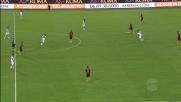 Un gioiello di Totti permette a Dzeko di siglare il 3-0 contro il Crotone