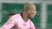 Un goal da favola di Donati per il 2-0 del Palermo sulla Lazio