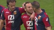 Un goal di Belluschi porta in vantaggio il Genoa con la Fiorentina