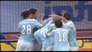 Un goal di Kolarov regala il successo alla Lazio sul Genoa