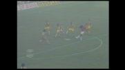 Un goal di potenza e precisione per Gullit contro il Verona