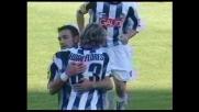Un goal di Quagliarella pareggia i conti tra Udinese e Parma