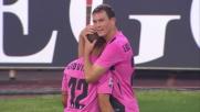 Un goal di rapina di Giovinco porta a tre il vantaggio della Juve sull'Udinese