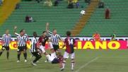 Un goal in rovesciata di Mesto regala il successo al Genoa a Udine