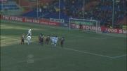 Un goal su rigore di Ledesma riaccende le speranze della Lazio a Marassi