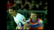 Un gran goal al volo di Osvaldo sblocca il derby col Livorno