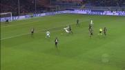 Un gran goal di Quaison riporta il Palermo in parità a Marassi