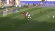Un riflesso prodigioso di Szczesny nega il goal a Parolo nel derby di Roma