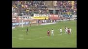 Un rigore di Lucarelli porta in vantaggio il Livorno