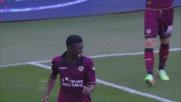 Un tap-in alla Sampdoria sigla la prima doppietta di Mbaye in Serie A