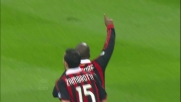 Una bordata di Seedorf trafigge Sorrentino e decide il match tra Milan e Chievo
