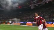 Una perla di Ibrahimovic per il raddoppio del Milan contro l'Inter