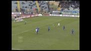 Il Treviso passa in vantaggio sull'Empoli con il goal di Filippini