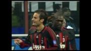 Al Milan serve il goal di Gilardino per chiudere il match con la Reggina: 3-1