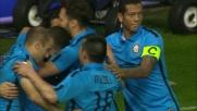 Il goal di Icardi da penalty sblocca il risultato di Udinese-Inter