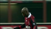 Il Milan raddoppia con una bordata imparabile di Seedorf: il Meazza impazzisce