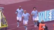Papera di Rubinho, Dabo pareggia i conti con il goal dell'1-1 in Lazio-Genoa