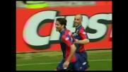 Borriello apre le marcature in Genoa-Reggina con un goal di rapina
