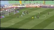 Colpo di testa di Domizzi sul palo, Udinese vicina al goal
