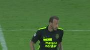 Il Verona accorcia le distanze al Matusa con il goal di Moras
