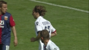 Missiroli cerca il goal, ma trova la traversa in Genoa-Cagliari