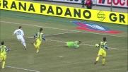 Il primo goal di Klose al Chievo vale il raddoppio laziale